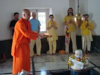 Navratri Shiva temple