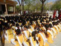 Navratri children celebration