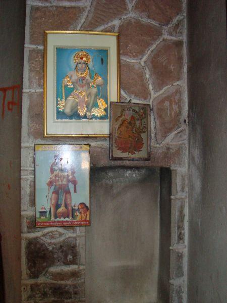 Hanuman jayanti Om Ashram 01