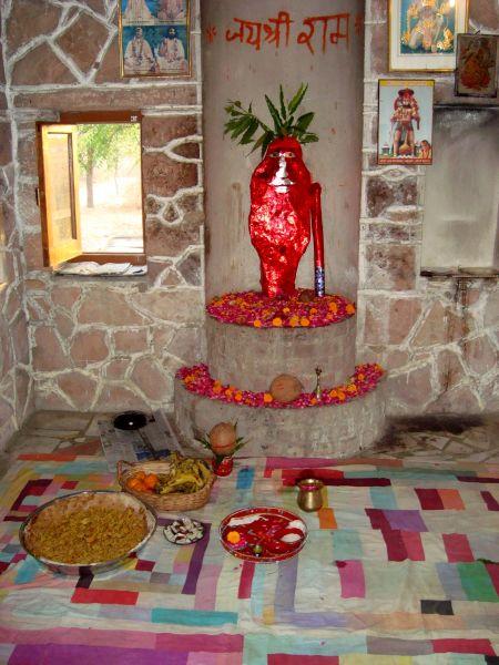 Hanuman jayanti Om Ashram 03