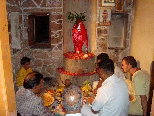 Hanuman jayanti Om Ashram 04