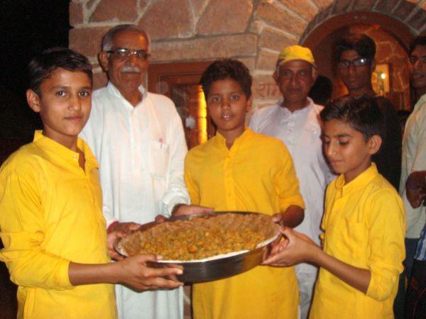 Hanuman jayanti Om Ashram 05