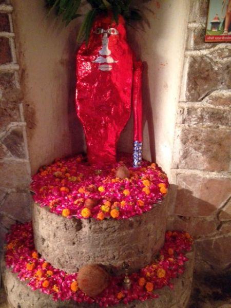 Hanuman jayanti Om Ashram 06