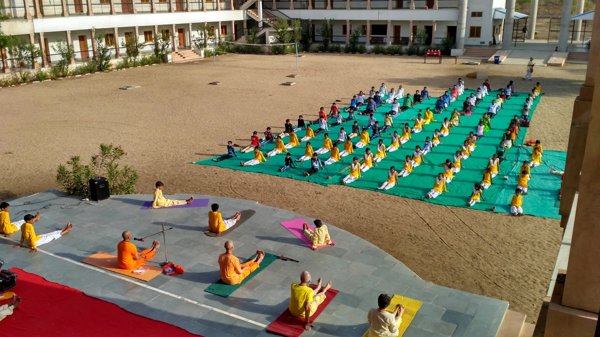 International Yoga Day Jadan 06