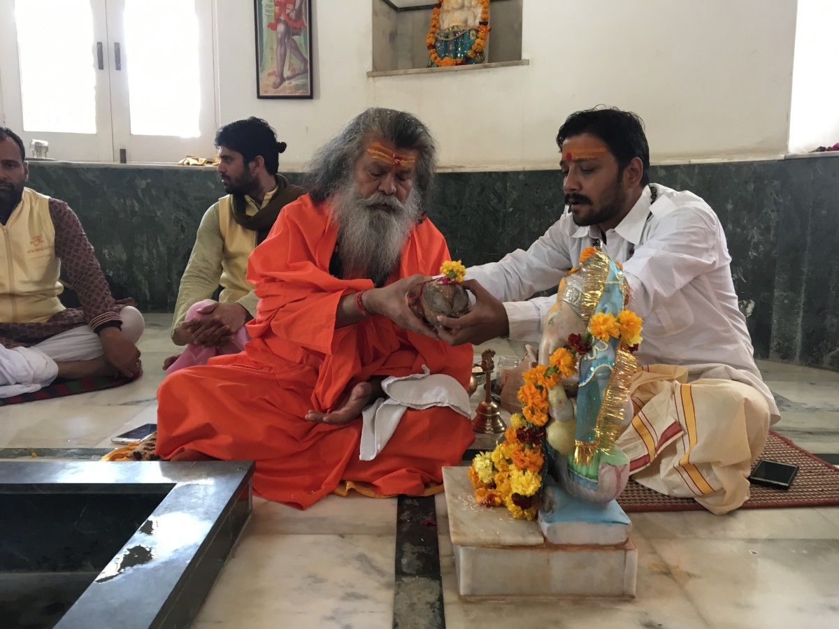 Vishwaguruji prays for World Peace 06