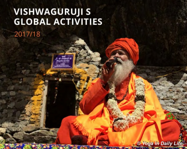 Vishwaguruji's Global Activities