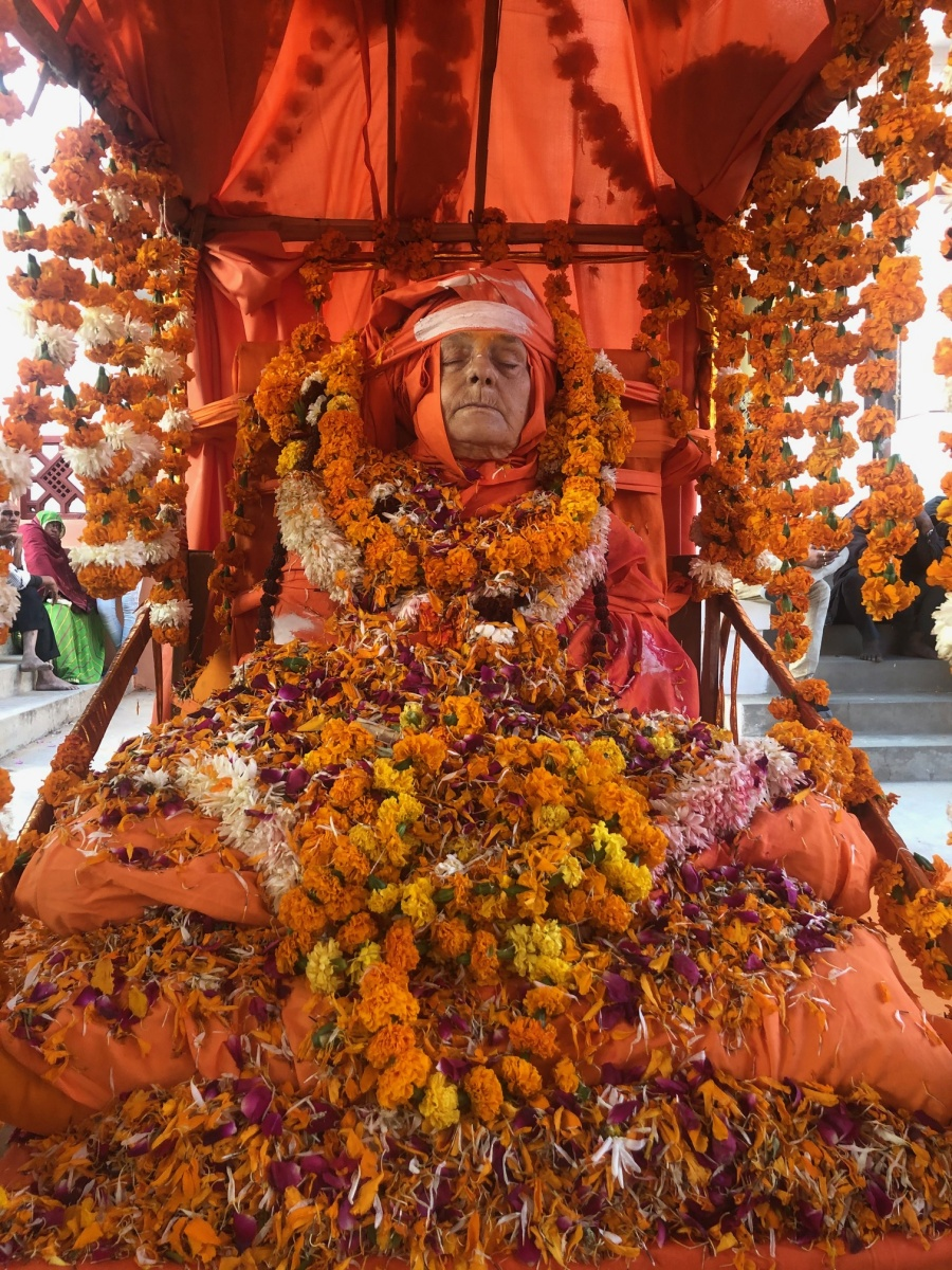 Mataji in procession