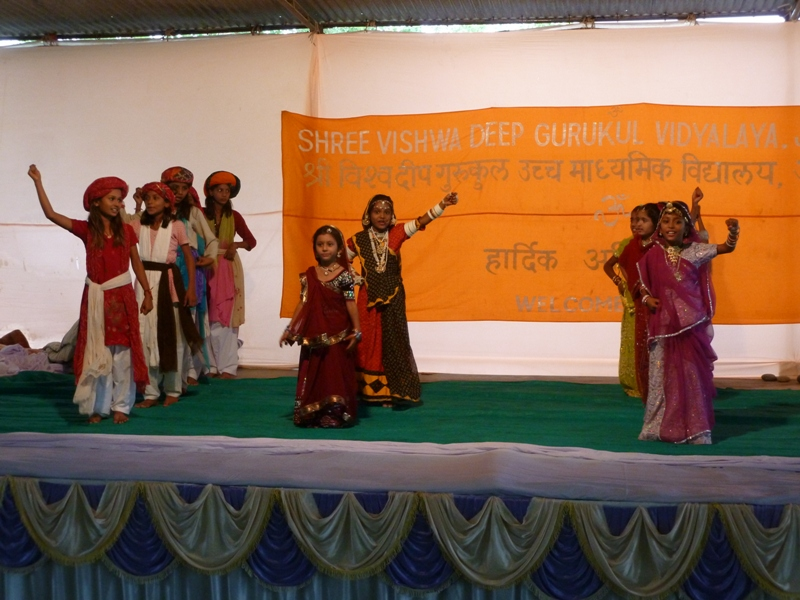 school children theatre