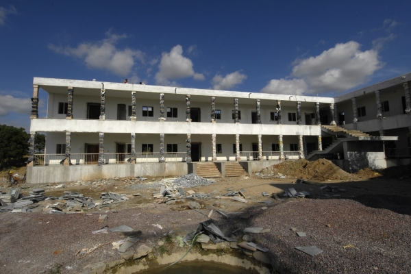 The New School Building 2007-09-