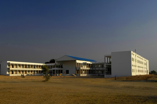The New School Building 2007-11-