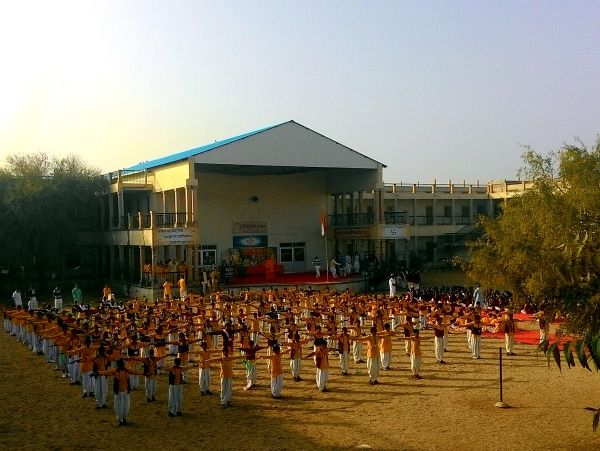 1a Republic Day Celebrations