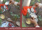 2 Puja offerings