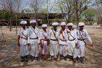 6 Rajasthani Folk Dancers