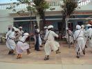 9 Vigor of Gair Dance in front of Ashram Reception
