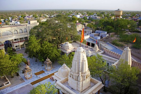 Bari Khatu Ashram