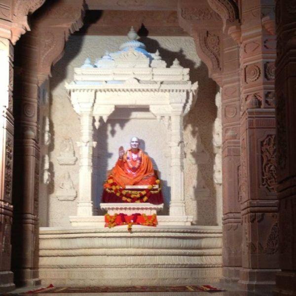 Gurujis Mahasamadhi