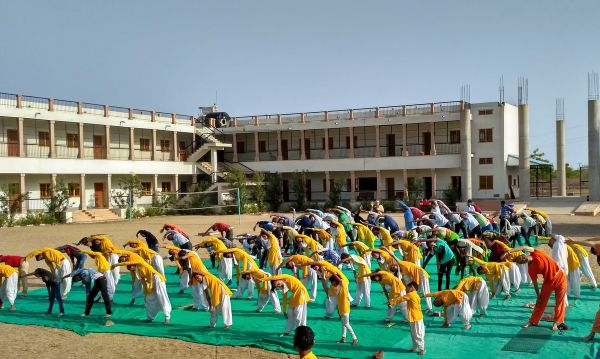 International Yoga Day Jadan 11
