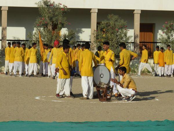 Jadan school Republic Day 2018 1