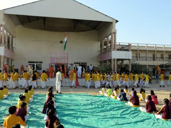 Jadan school Republic Day 2018 3