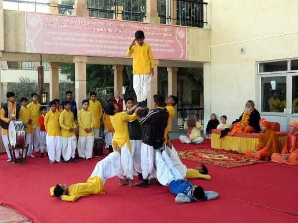 Jadan school Republic Day 2018 4