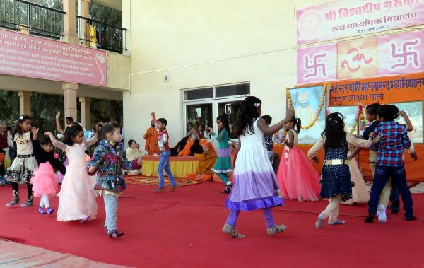 Jadan school Republic Day 2018 6