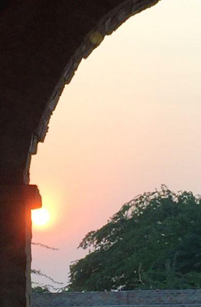 Khatu-dhuna-sunset
