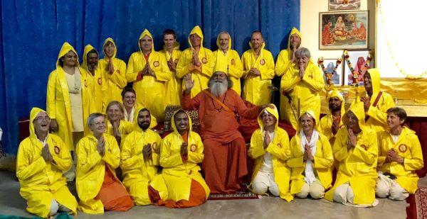 Raincoats karma yogis
