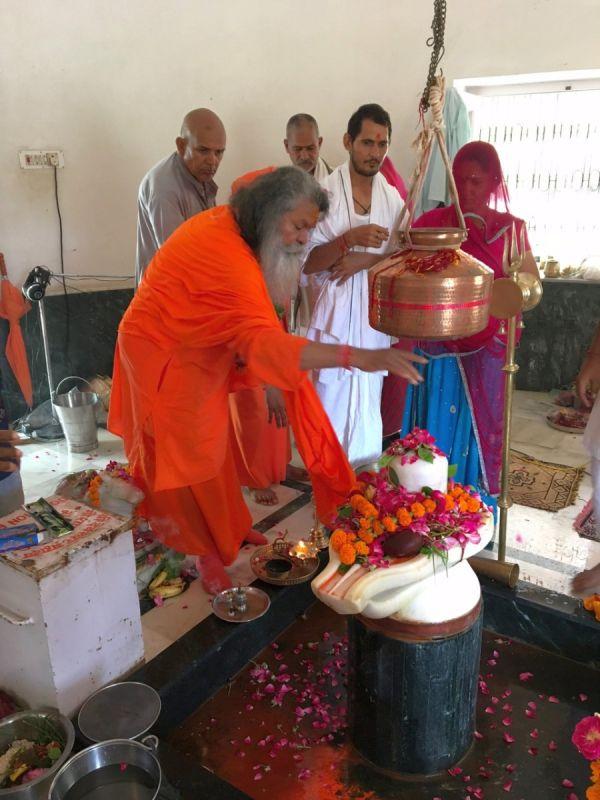Vishwaguruji Shravan Monday 05