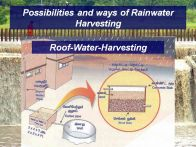 roof water harvesting