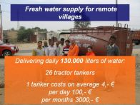 water supply for villages